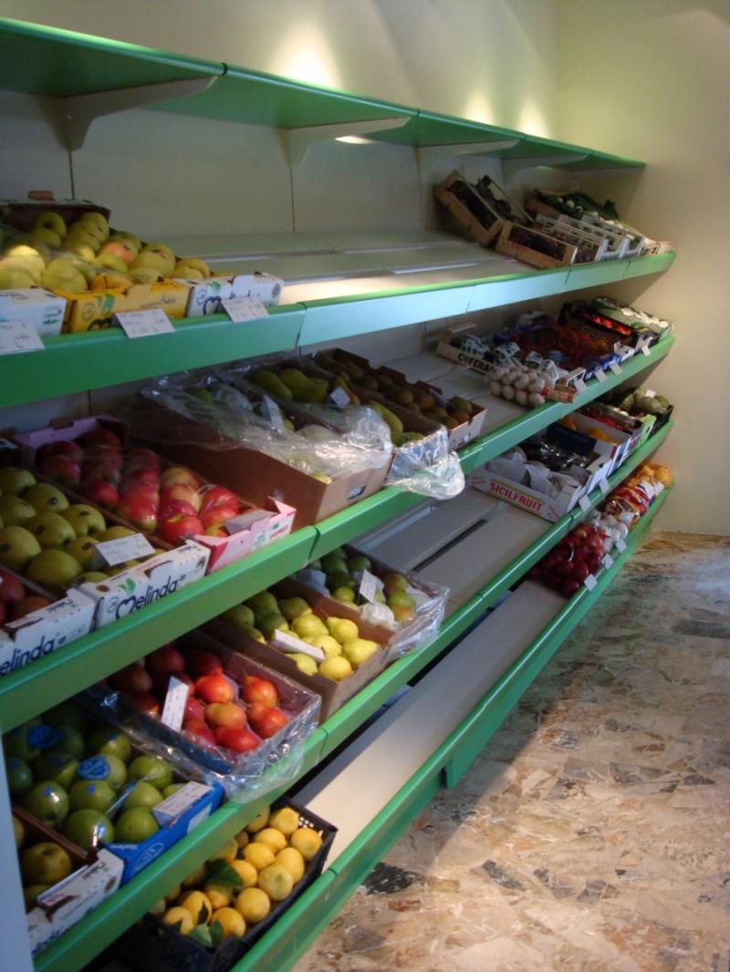 arredamento frutta e verdura linea arredo