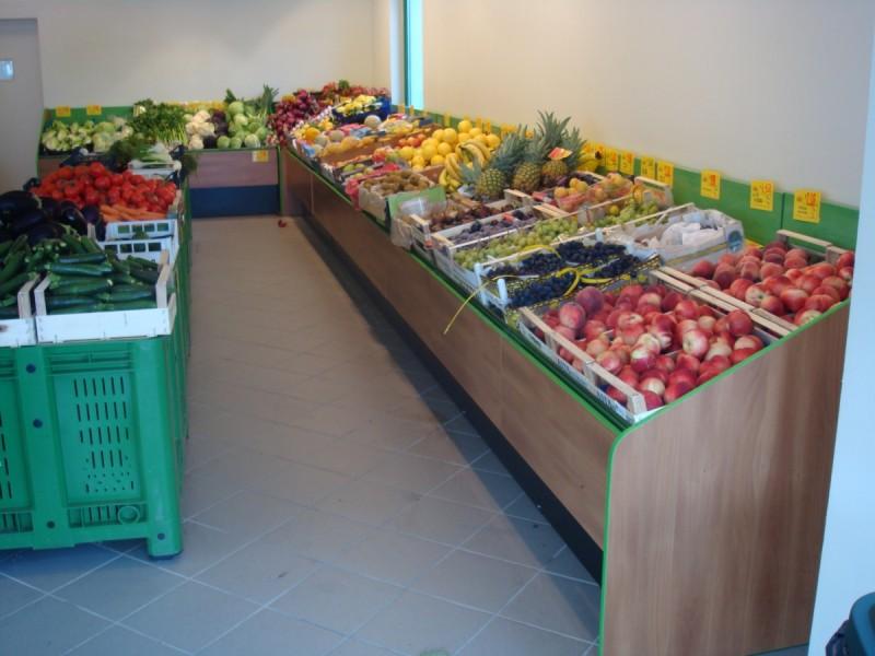 Arredamento frutta e verdura linea arredo for Arredamento frutta e verdura